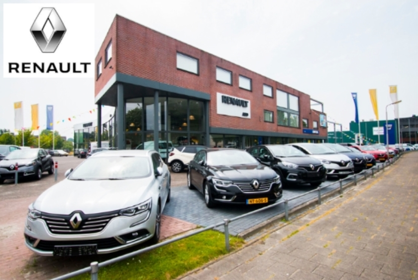 Renault dealer ABD in Leeuwarden